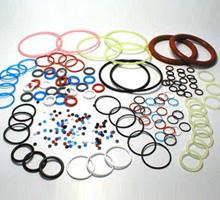 丁晴、硅、氟橡胶O型圈